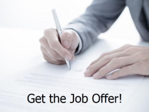 get the job offer with a 30 60 90 day plan