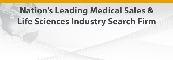 Nation's Leading Medical Sales Search Firm